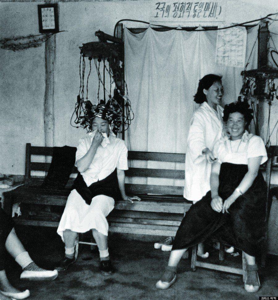 北朝鮮の1950年代の様子をとらえた貴重なモノクロ写真【画像】