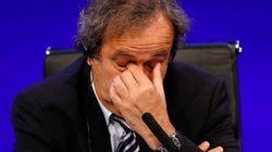 プラティニ・FIFA副会長、ブラッター会長から契約書なしで高額謝礼