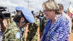 5月29日は「国連平和維持要員の国際デー」