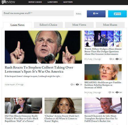 保守系政治ニュースのバイラルメディア「IJReview」、米国で一気に頭角を現す