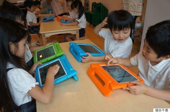 どこまで進んでる? iPadを使った教育を実施している幼稚園を訪問してみた