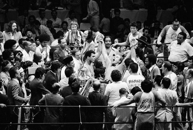 「世界格闘技の日」に決まった猪木vs.アリ「伝説の一戦」を振り返る(画像)