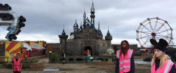 「ディズマランド」悪魔のテーマパークは、こんなにも不気味だった(動画)