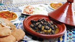 モロッコ料理と言えば、タジン鍋