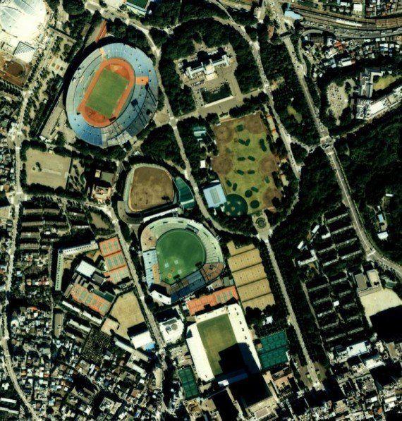 東京の森(1)聖地だからこそ緑の空間が残った