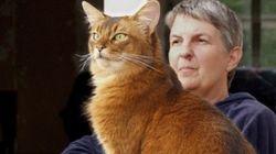 介護施設に入った飼い主を探し出した猫の話