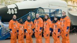 宇宙ステーションは「閉めきった部室の匂い」、山崎直子さんが語ったリアルな体験談