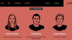約4万人が有料購読するオランダ新興メディア「De