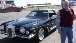 プレスリーが死亡直前に運転していた高級車、数十年ぶりに公開