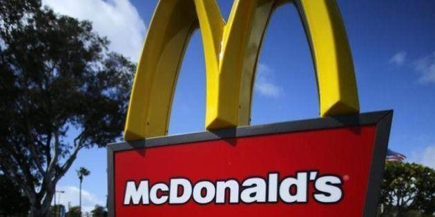 マクドナルドがクリミアでの営業を停止 従業員の他地域への移動を支援する方針