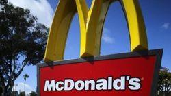 マクドナルドがクリミアでの営業を停止