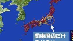10月18日の日曜日は広く秋晴れ 関東も回復へ