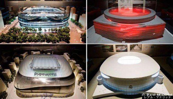 新国立競技場問題:サンティアゴ・ベルナベウは改修で生まれ変わる