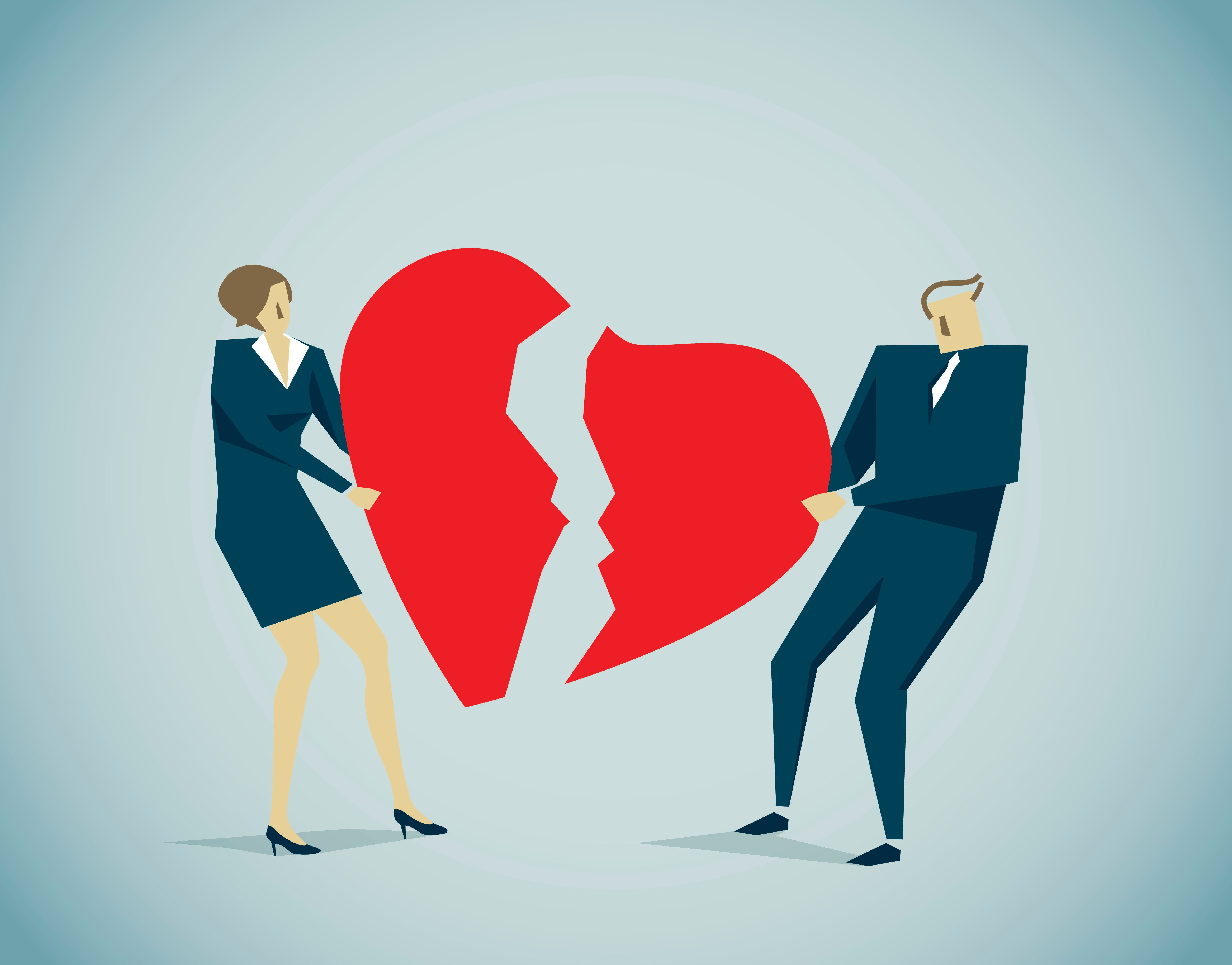 What Divorce Lawyers Really Think About The Concept Of