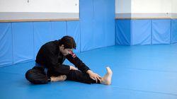 心を通わせる格闘技、リラックス方としての