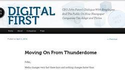 「デジタルファースト」全米2位の新聞社の戦略はなぜ頓挫したか