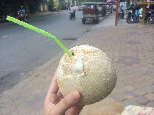 カンボジアでも美しく生きる♡