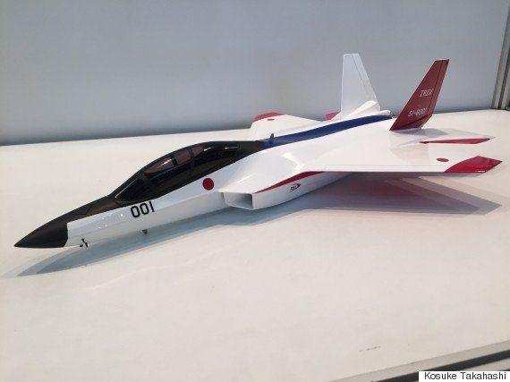 「心神」国産初のステルス戦闘機