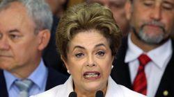 ブラジルのルセフ大統領、180日間の職務停止 リオデジャネイロオリンピック前に異常事態