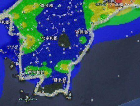 あなたの住んでいる場所から、もっとも近い「星降る夜空」の見える場所を探す地図!