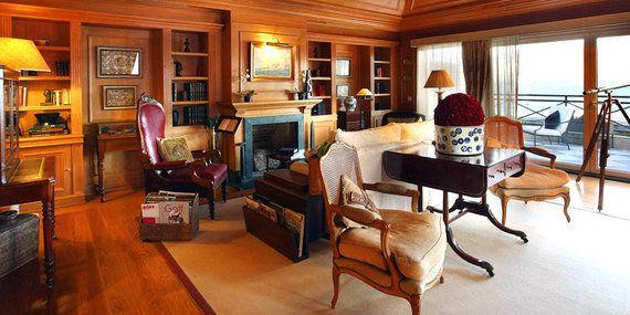 贅沢なひとときを演出するホテルのライブラリー10選