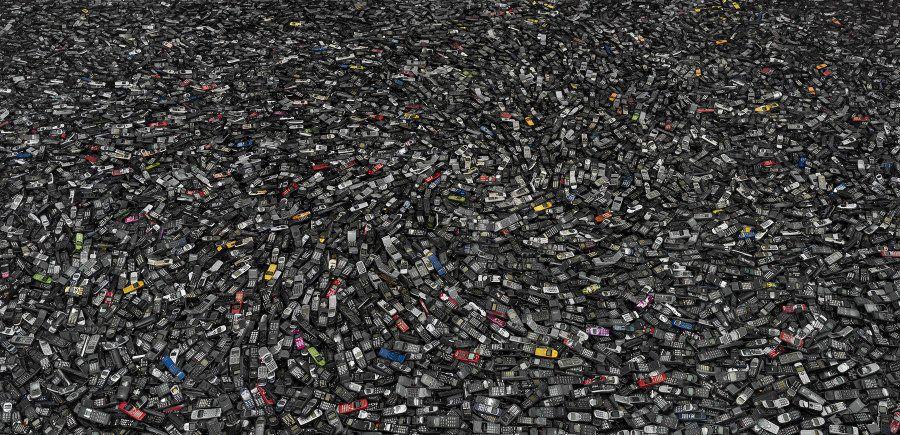 「大量廃棄生活」の凄さがわかる画像集