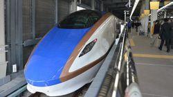 北陸新幹線の開業前の車窓をタイムラプスで撮ってみた【動画】