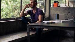 オフィスで自分のデスク周辺だけの温湿度を調整するファン誕生