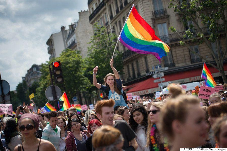 さあ、虹を掲げよう。世界のレインボー・プライド画像集【LGBT】