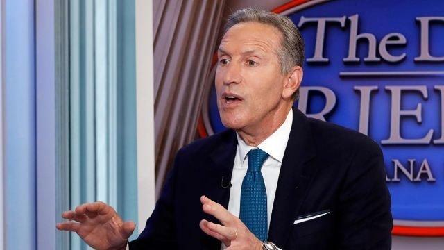 Howard Schultz's spokesperson Erin McPike tells FOX Business' Neil Cavuto that the former Starbucks CEO hasn't made up his mind about a 2020 presidential run.