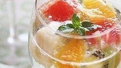 おもてなしに最適♪初夏に「自家製サングリア」がおすすめです!