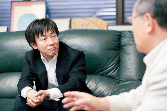 サイボウズ式:「好きでもないことを無理矢理やれる能力なんて、社会に出たら全く必要ない」――大前研一×サイボウズ青野慶久社長対談