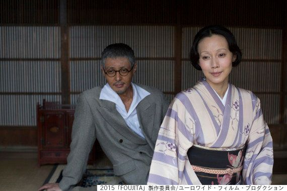 藤田嗣治の半生「パリと日本とのねじれ、対照的に描いた」