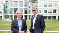 Appleが業務プロセス改善の世界にも。SAPとの提携を発表、iOSをエンタープライズに拡大
