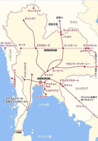 高速鉄道建設:日本は「タイ」では中国に勝てるのか