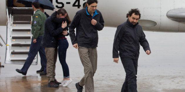 安田純平さん、解放されたスペイン記者と一緒に拘束か シリアで行方不明のまま