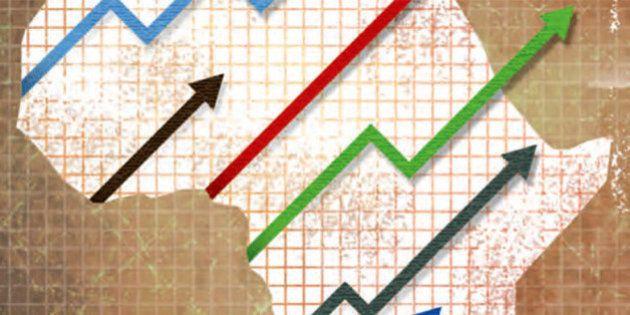 アフリカ地域経済予測: