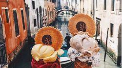 アイスクリームの日、見るだけでうっとり!世界のおしゃれなアイス(画像集)