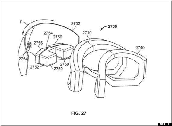 facebookに買収されたOculusの特許はどうなっているのか(+AppleのHMD特許について)