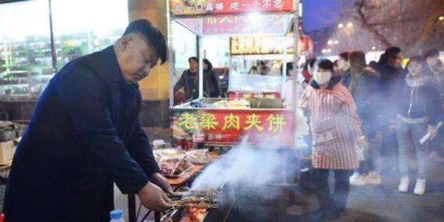 金正恩氏のそっくりさん、中国にもいた【画像あり】