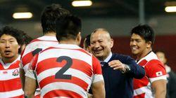 【ラグビー・ワールドカップ】日本がアメリカに勝ち3勝目(画像集)