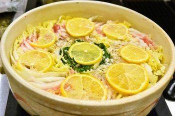 2014秋冬は塩レモン鍋と鶏白湯(パイタン)鍋に注目!
