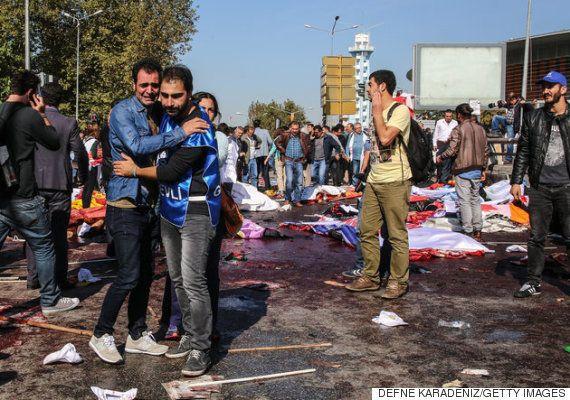 トルコ史上最悪の自爆テロ、アンカラより現地レポート 政府のメディア規制は激化【閲覧注意】