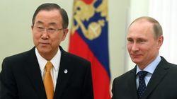 ウクライナとロシアに直接対話を要請