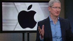 アップルのティム・クックCEO、iPhone