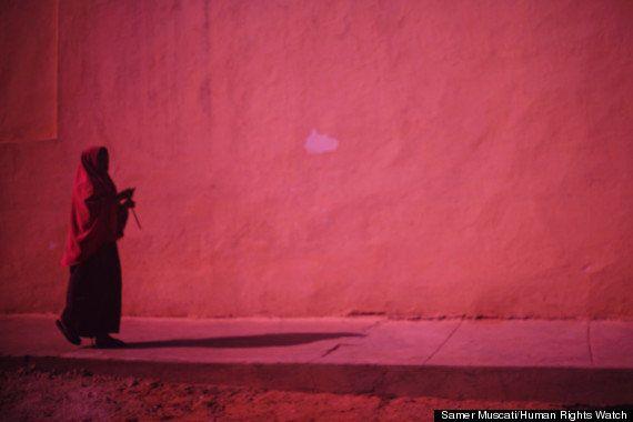 ソマリア:レイプに脅える女性たち