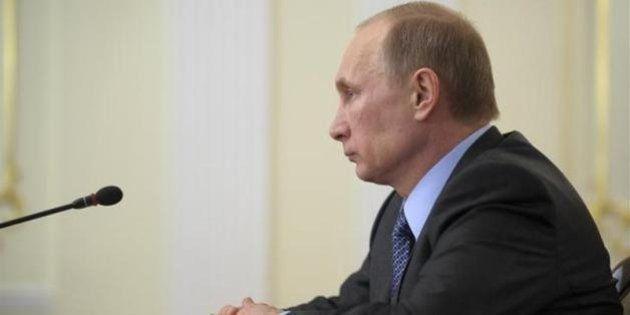 ロシアとアメリカ、制裁合戦に発展か プーチン大統領は企業トップに海外資産の引き揚げ勧告【クリミア情勢】