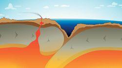 南海トラフで微小振動を発見