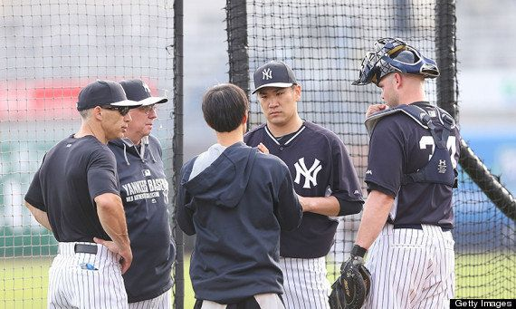 田中将大の1年目、ヤンキース首脳陣も起用法が試される