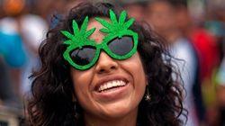 マリファナ合法化がアメリカで急速に進んでいる(インフォグラフィック)